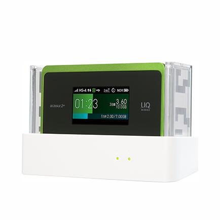 【解説】WiMAXクレードルの必要性とメリット・電波改善効果