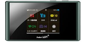 SoftBank Pocket WiFi 303ZT