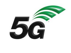 5Gのロゴ